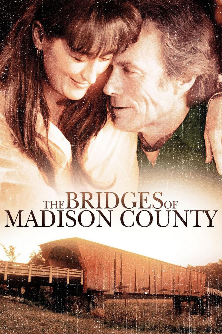 The Bridges of Madison County (film) movie poster