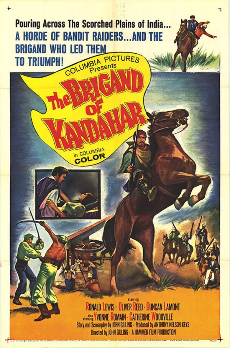 The Brigand of Kandahar movie poster