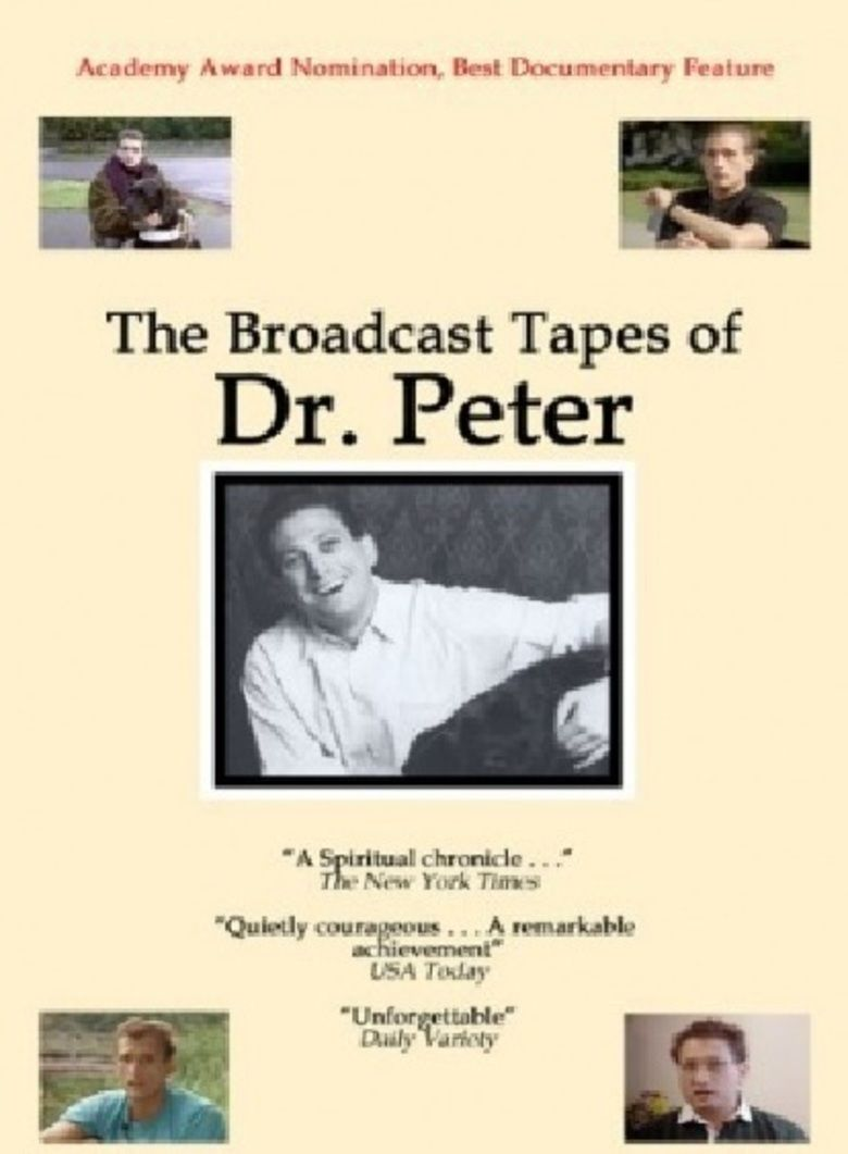 The Broadcast Tapes of Dr Peter movie poster
