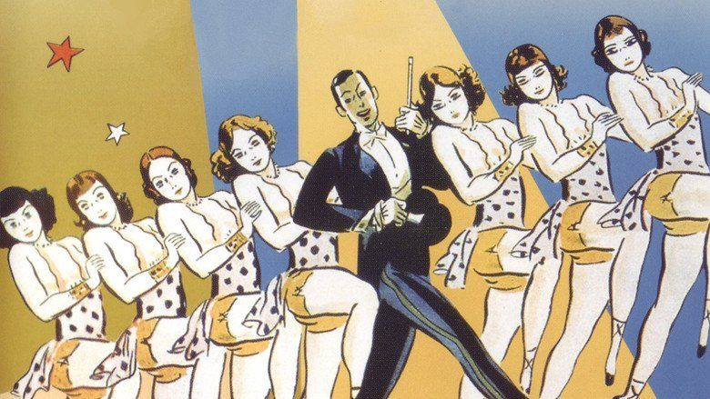The Broadway Melody movie scenes