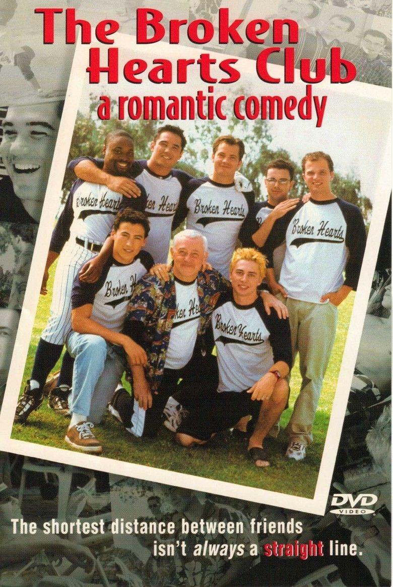 The Broken Hearts Club: A Romantic Comedy movie poster
