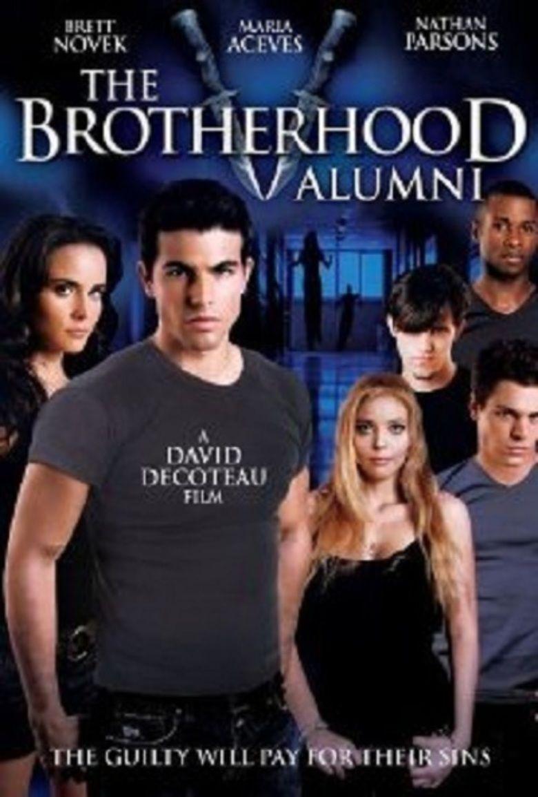 The Brotherhood V movie poster