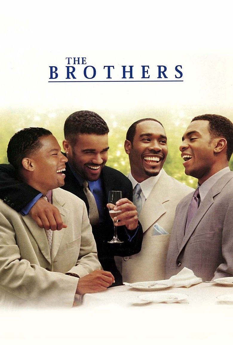 The Brothers (2001 film) movie poster