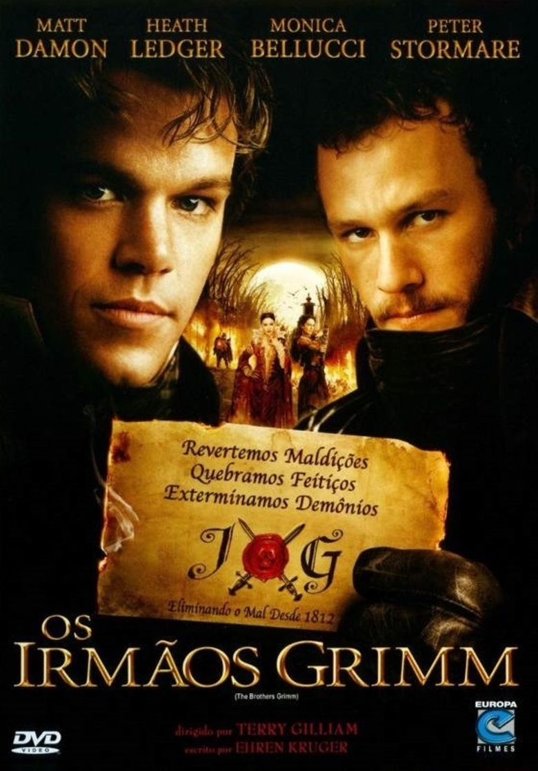 The Brothers Grimm (film) movie poster