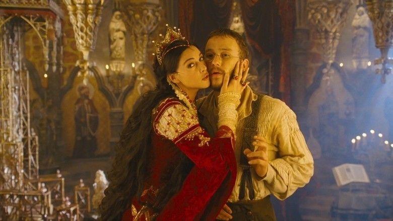 The Brothers Grimm (film) movie scenes