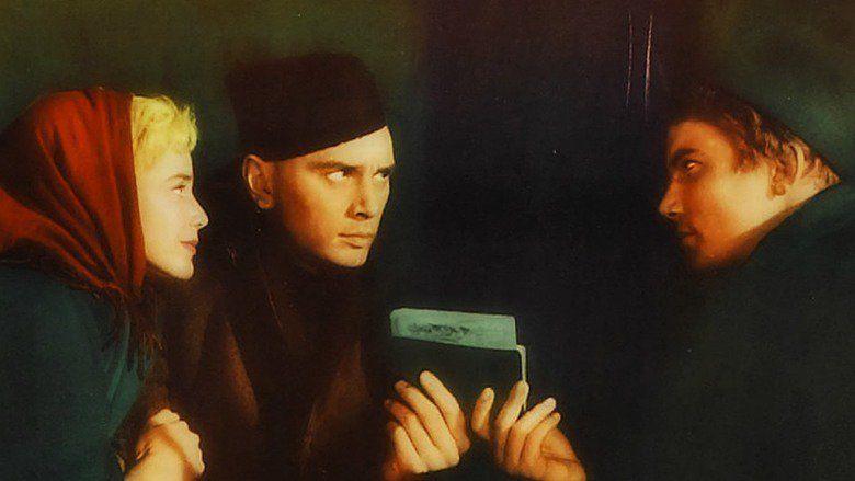 The Brothers Karamazov (1958 film) movie scenes