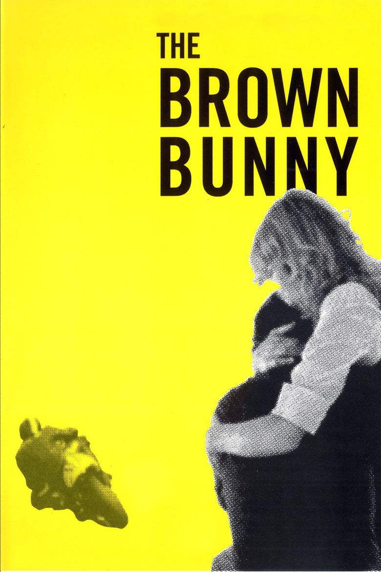 The Brown Bunny movie poster