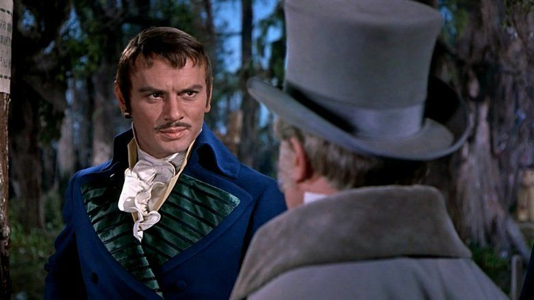 The Buccaneer (1958 film) movie scenes