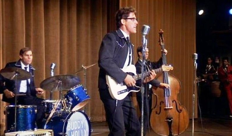 The Buddy Holly Story movie scenes