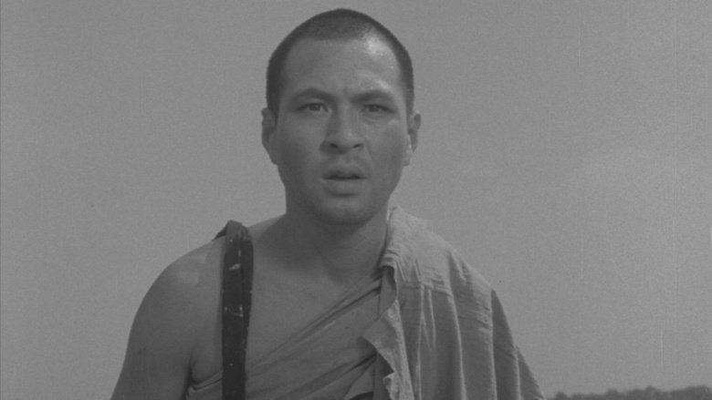 The Burmese Harp (1956 film) movie scenes