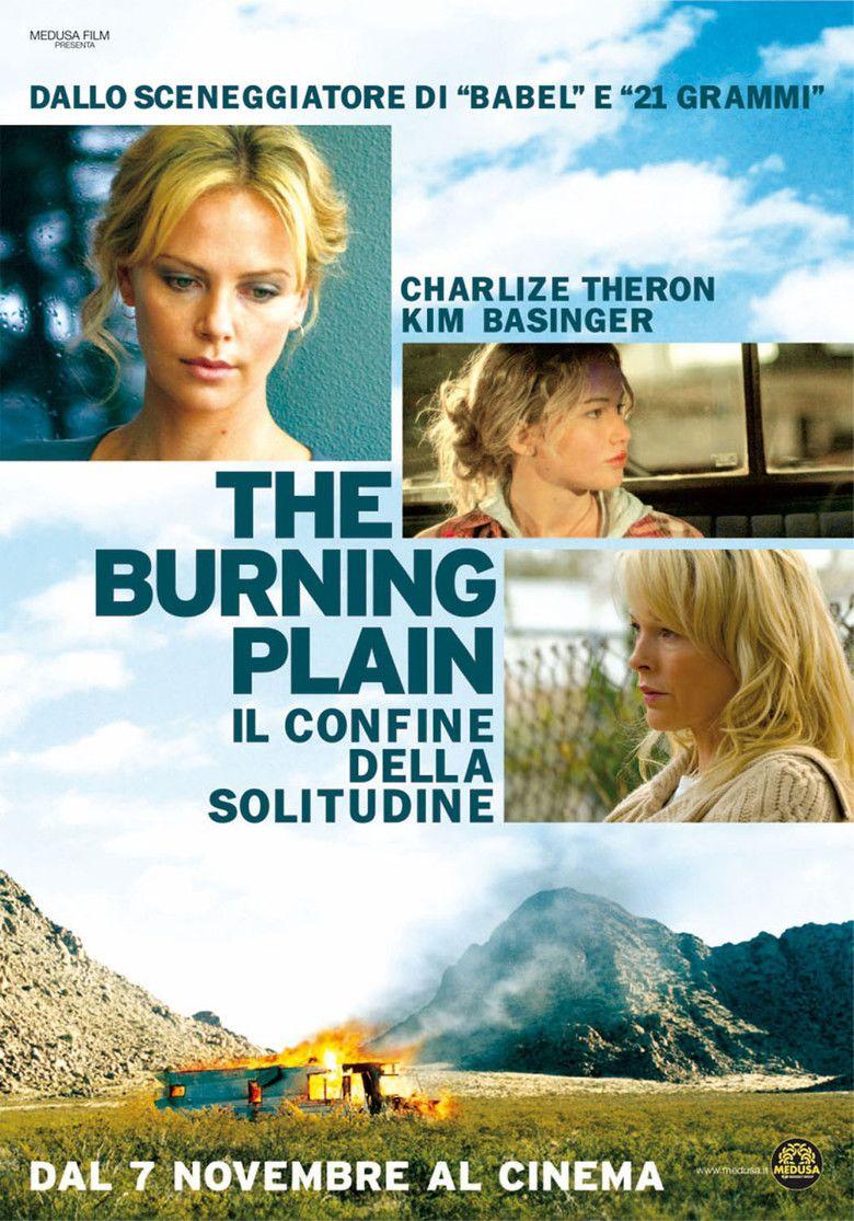 The Burning Plain movie poster