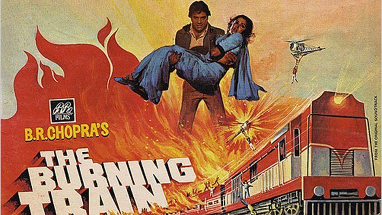 The Burning Train movie scenes