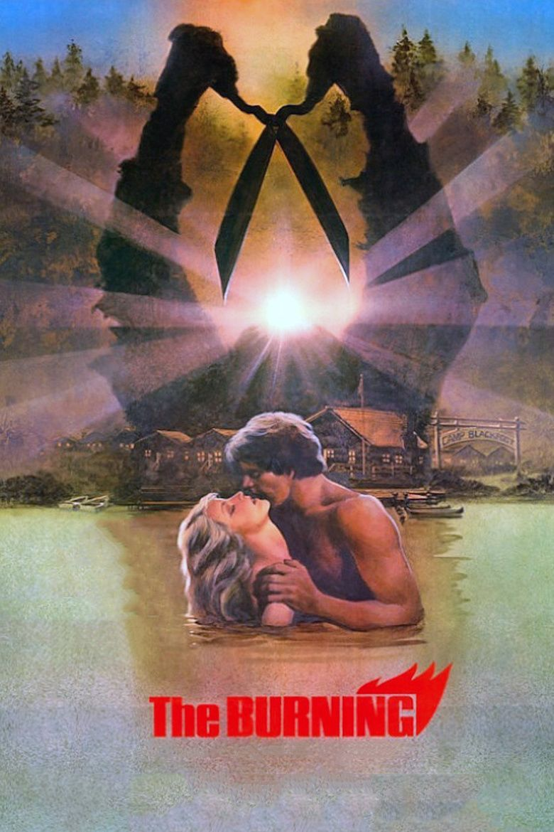 The Burning (film) movie poster