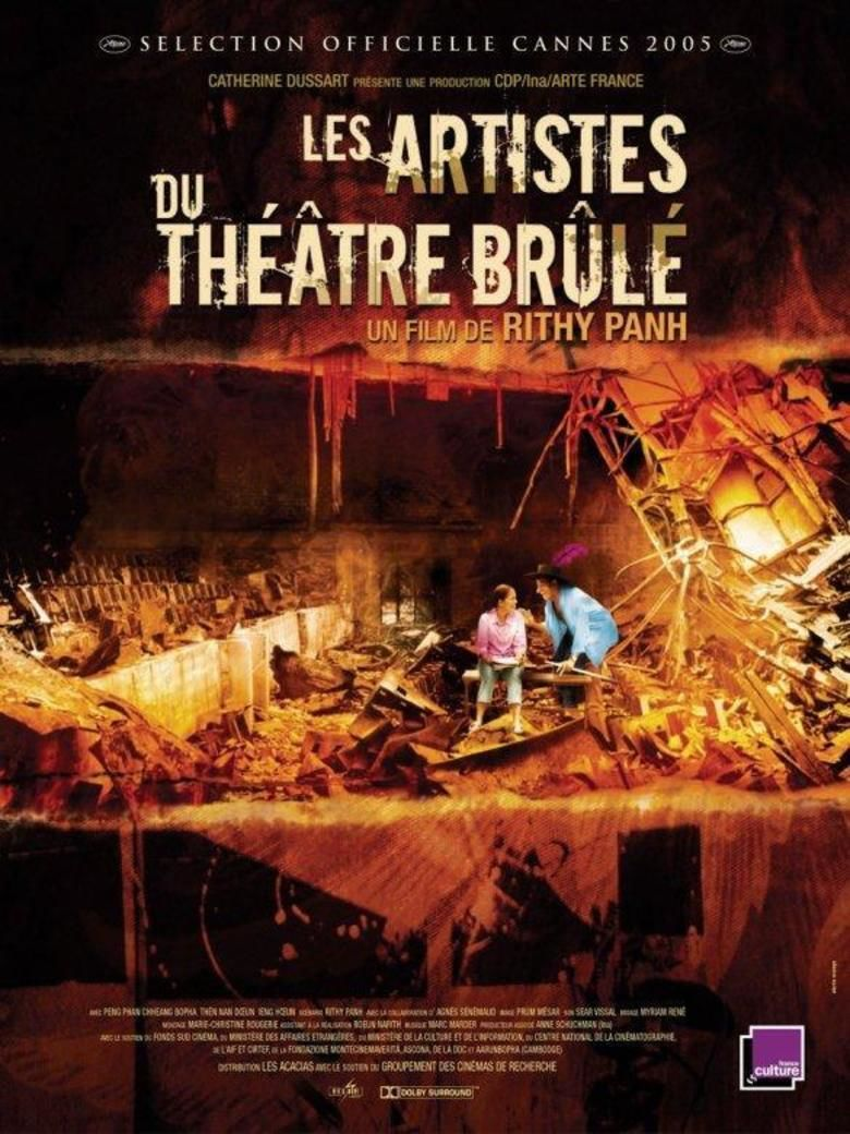 The Burnt Theatre movie poster