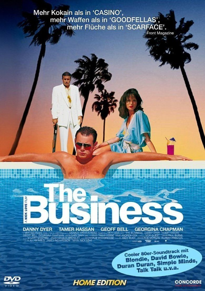 The Business (film) movie poster