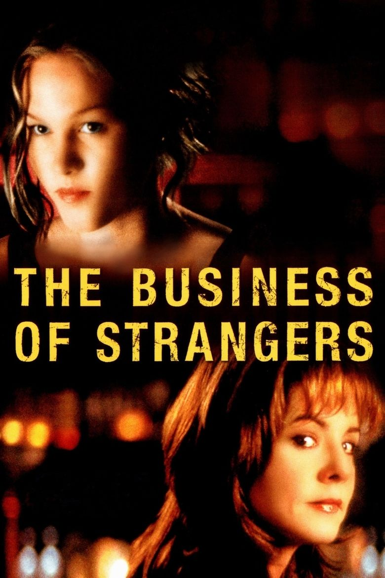 The Business of Strangers movie poster