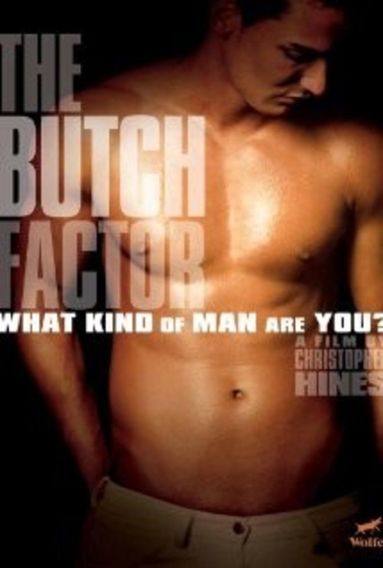 The Butch Factor movie poster