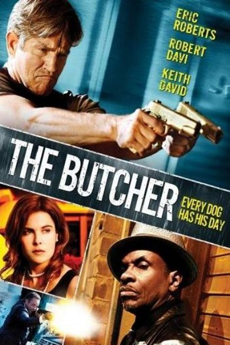 The Butcher (2009 film) movie poster