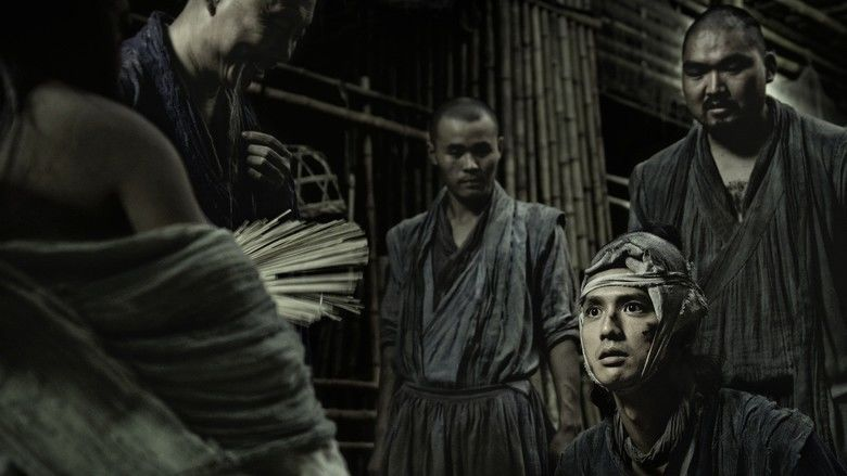 The Butcher, the Chef and the Swordsman movie scenes