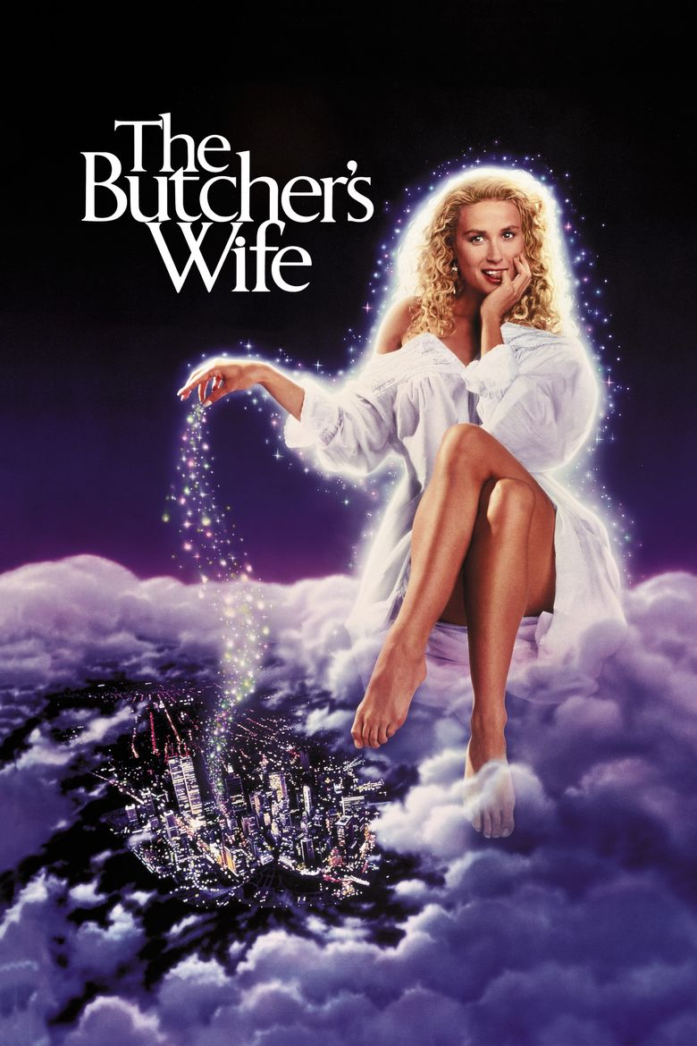 The Butchers Wife movie poster