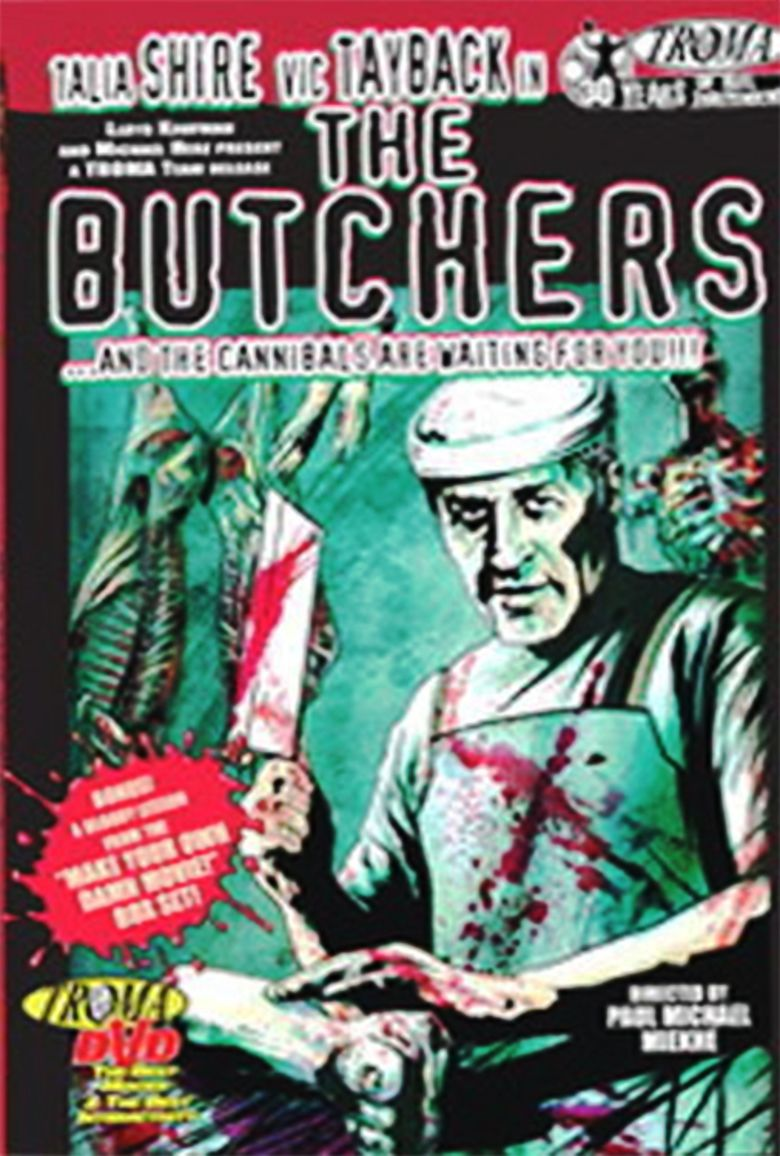 The Butchers movie poster