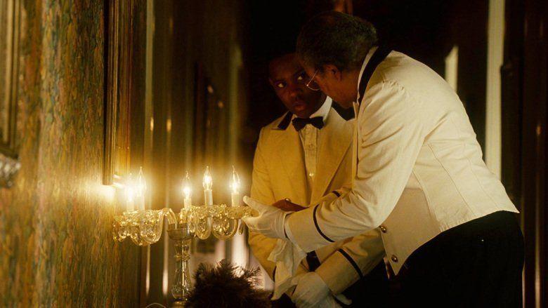 The Butler movie scenes