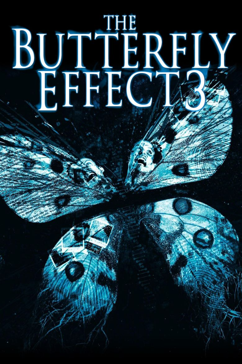 The Butterfly Effect 3: Revelations movie poster