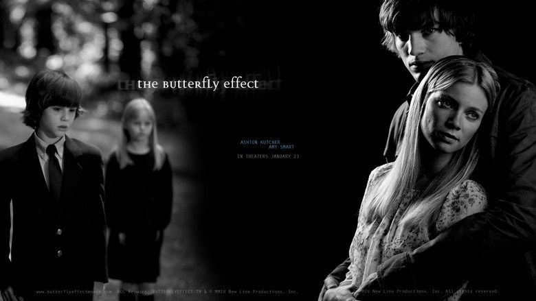 The Butterfly Effect movie scenes