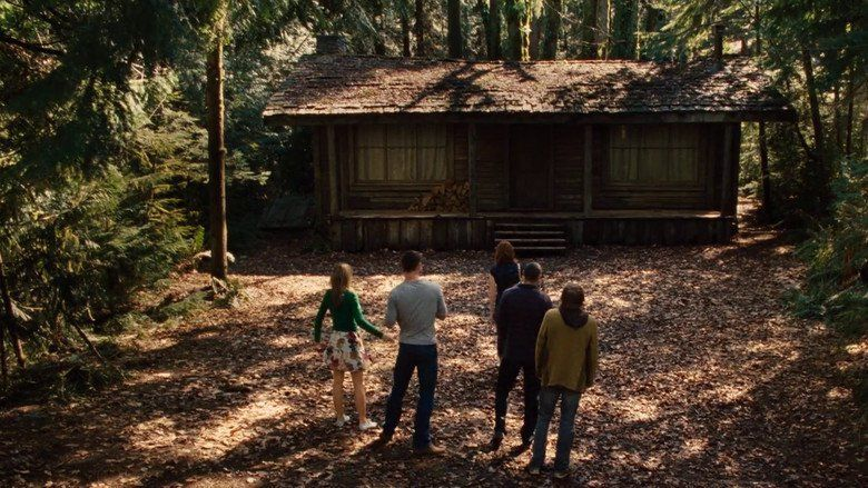 The Cabin in the Woods movie scenes