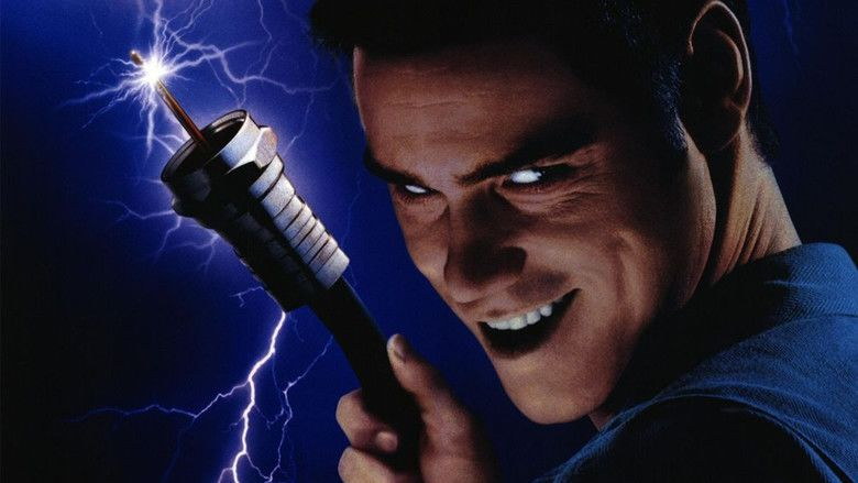 The Cable Guy movie scenes