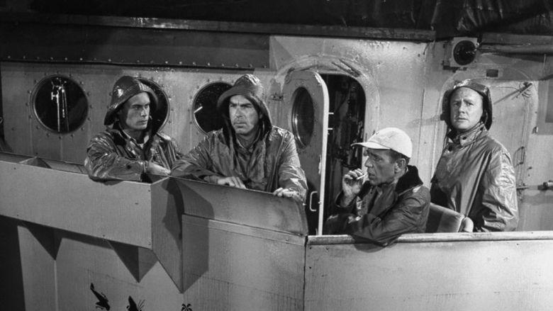 The Caine Mutiny (film) movie scenes