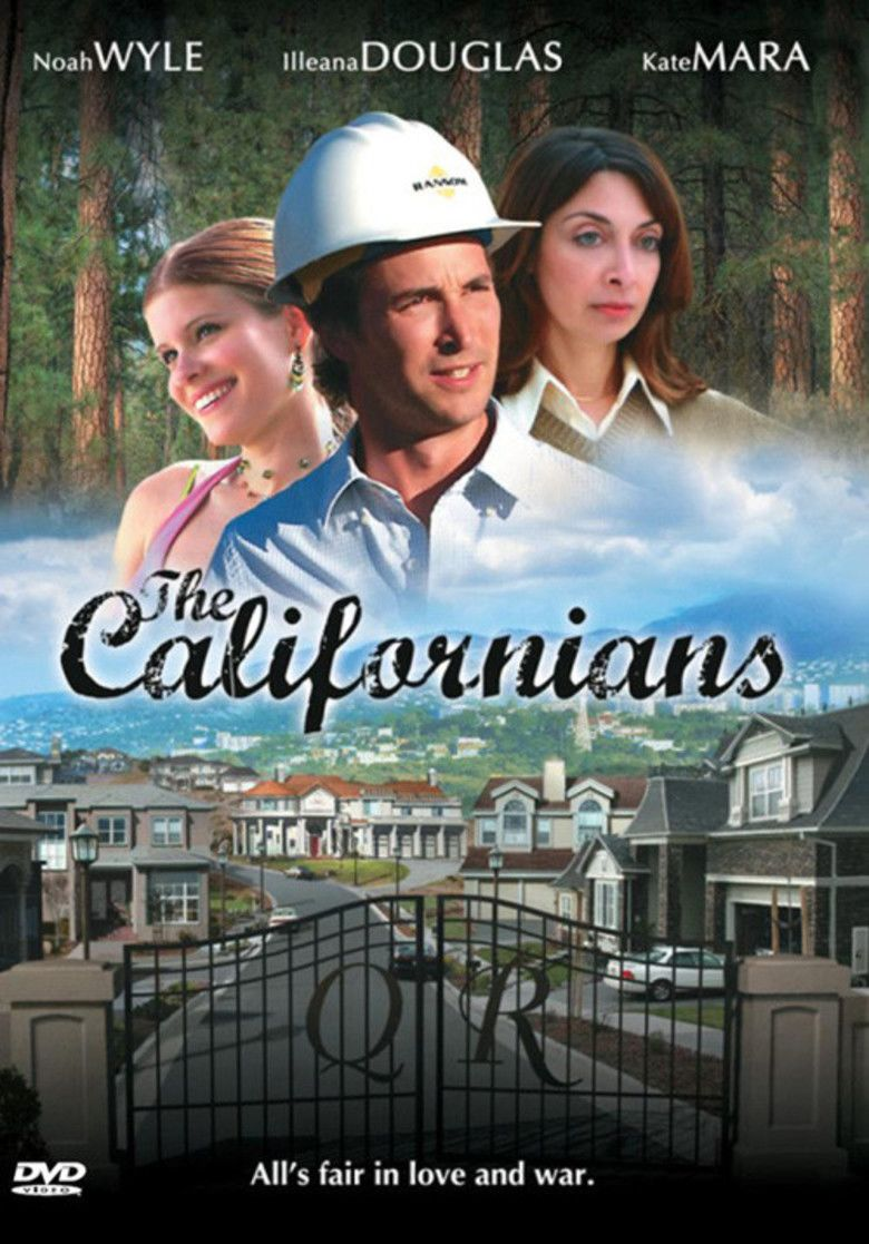 The Californians (film) - Alchetron, the free social