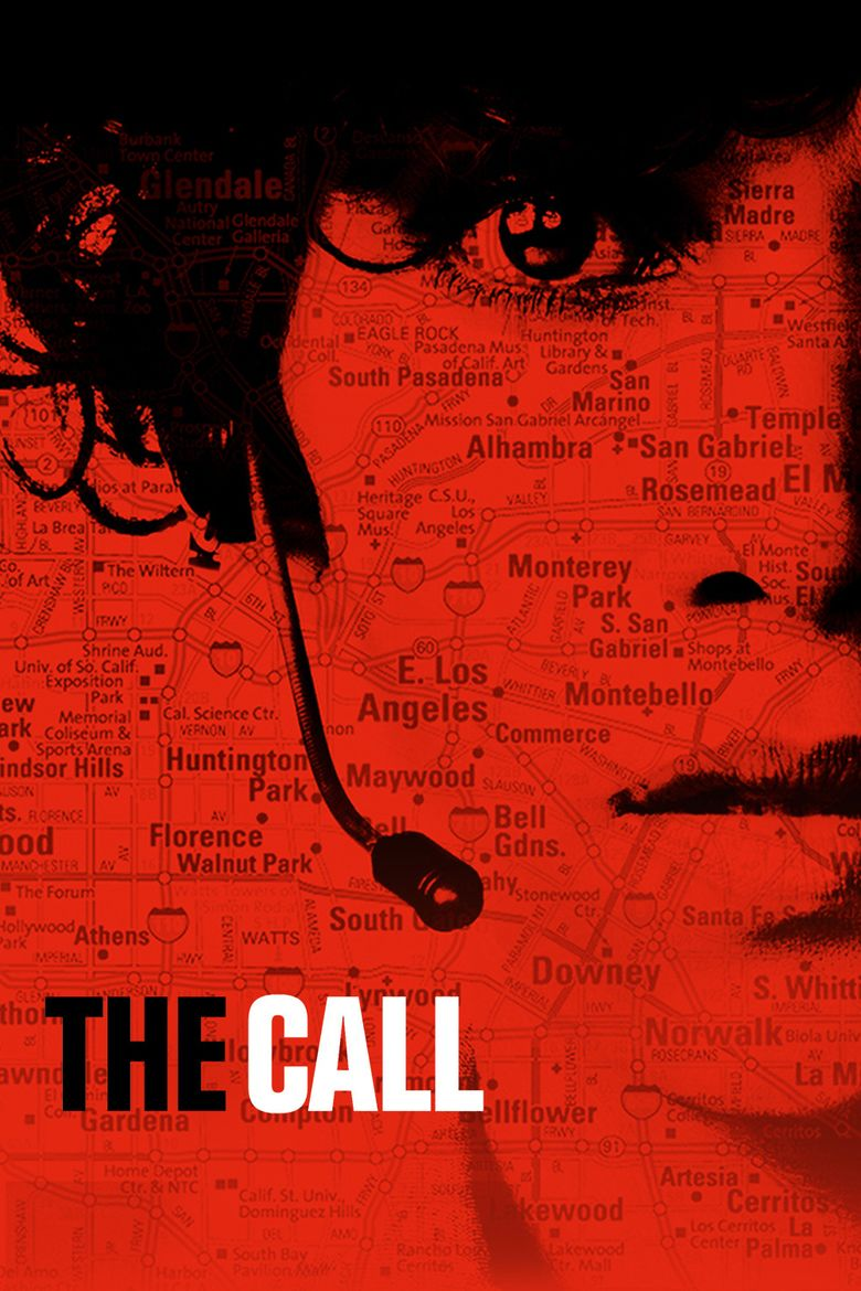 The Call (2013 film) movie poster