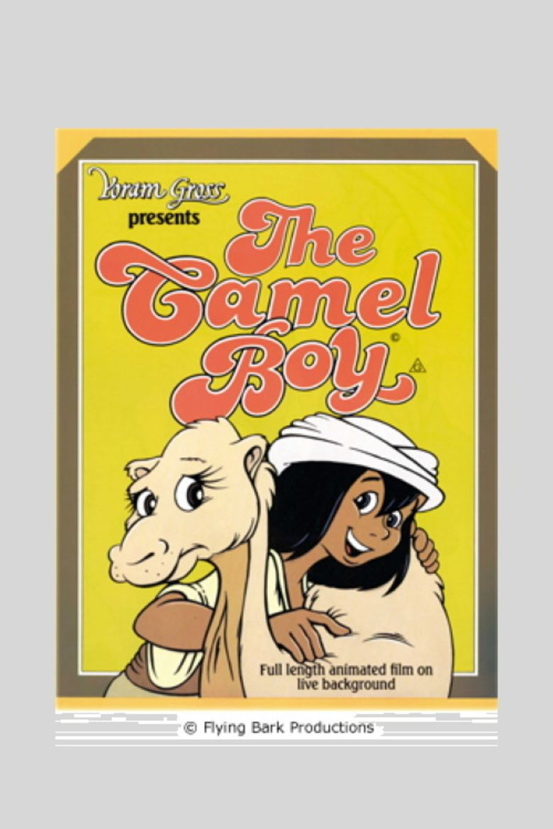 The Camel Boy movie poster
