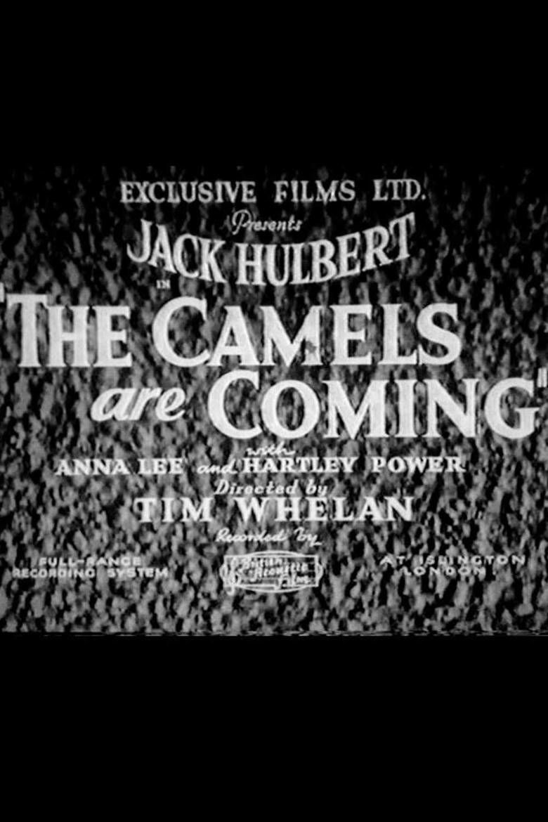 The Camels are Coming (film) movie poster