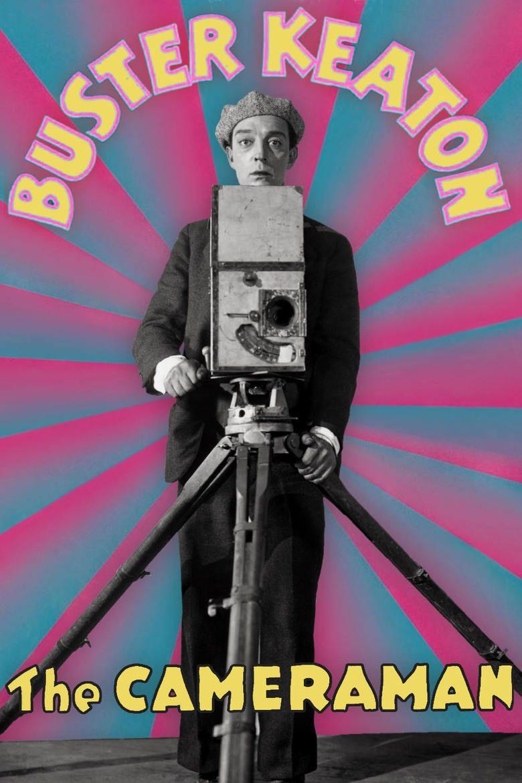 The Cameraman movie poster