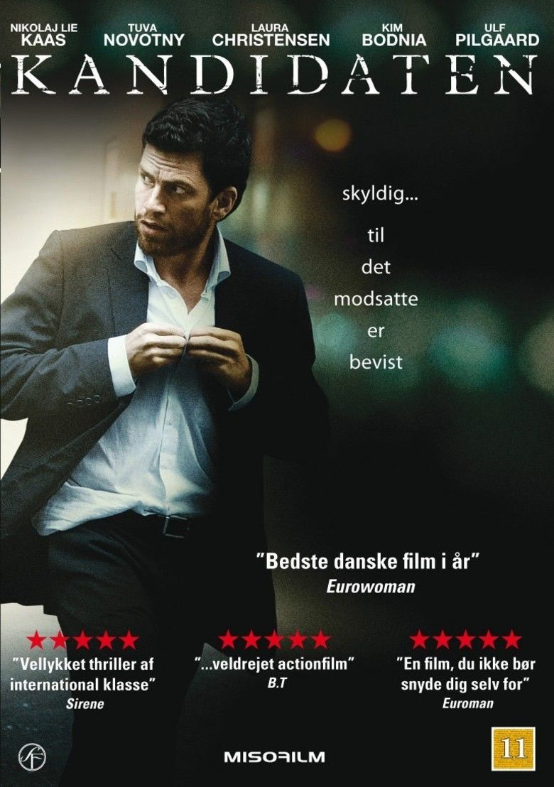 The Candidate (2008 film) movie poster
