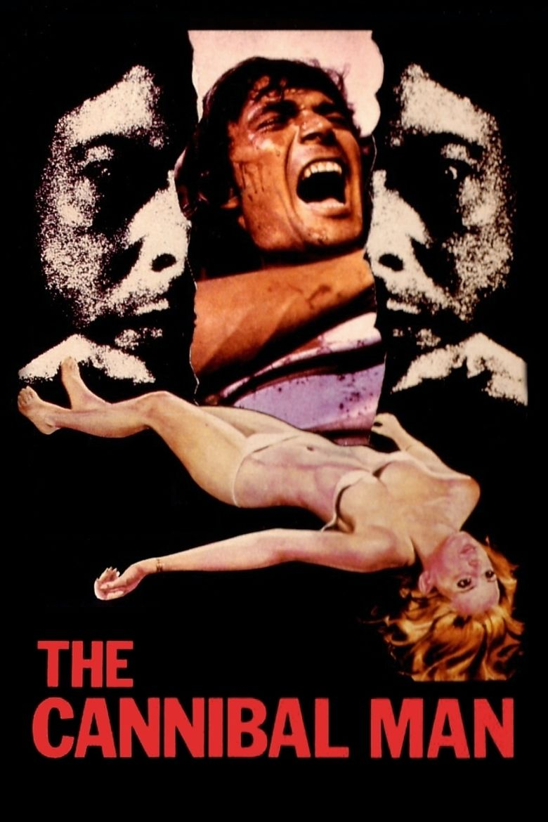 The Cannibal Man movie poster