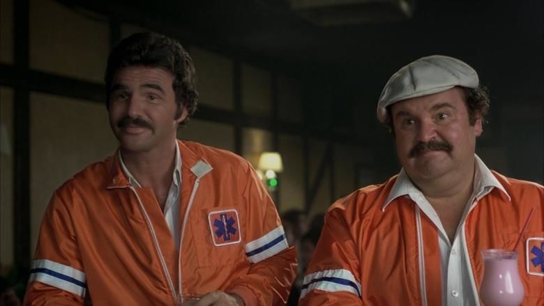 The Cannonball Run movie scenes
