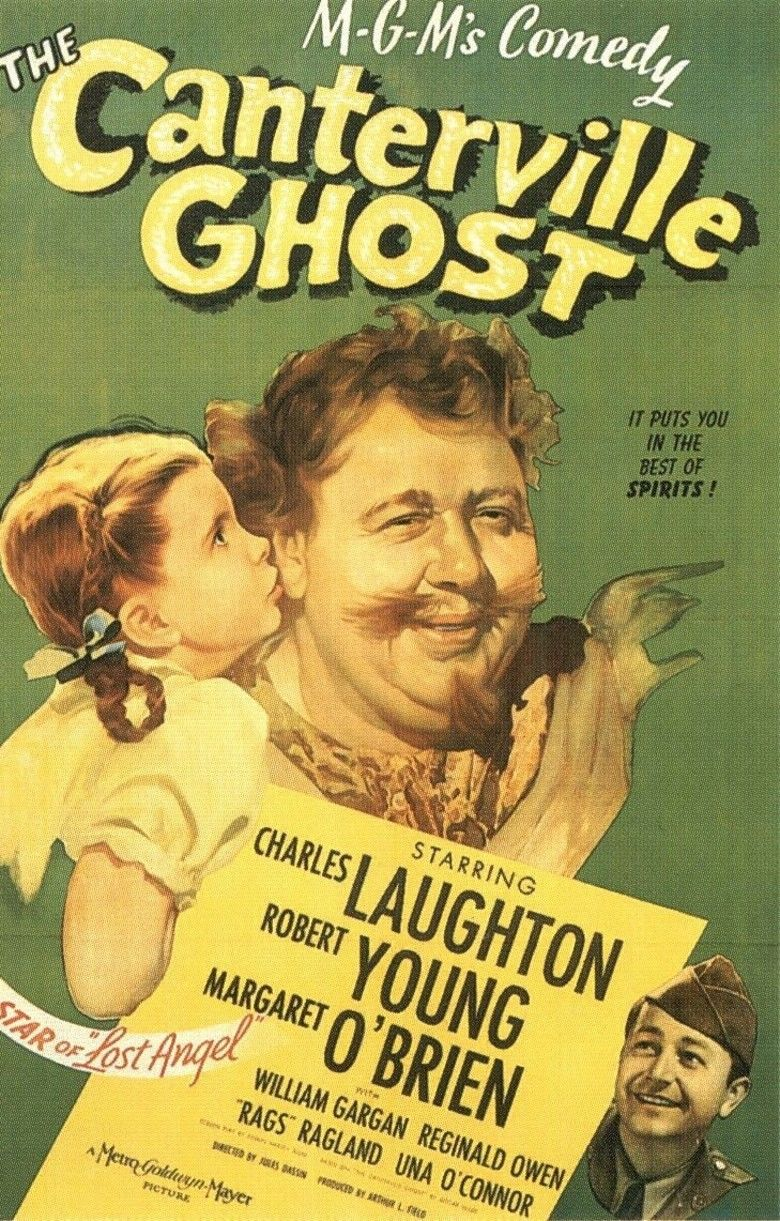 The Canterville Ghost (1944 film) movie poster