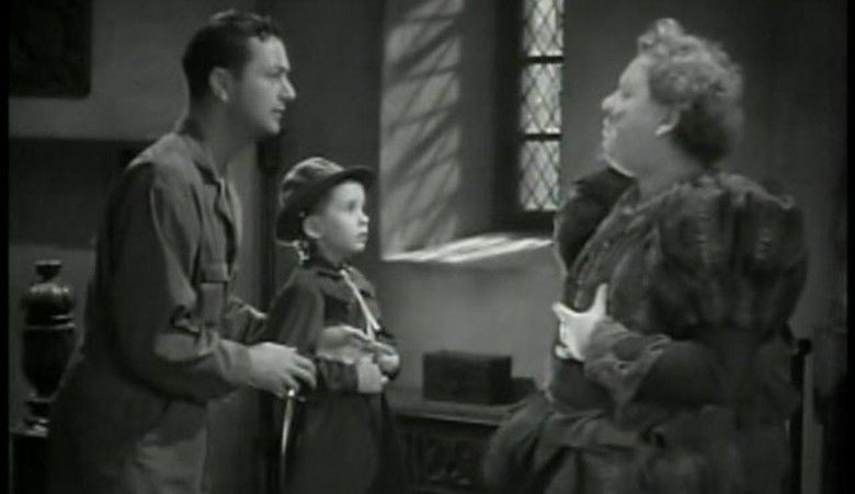The Canterville Ghost (1944 film) movie scenes