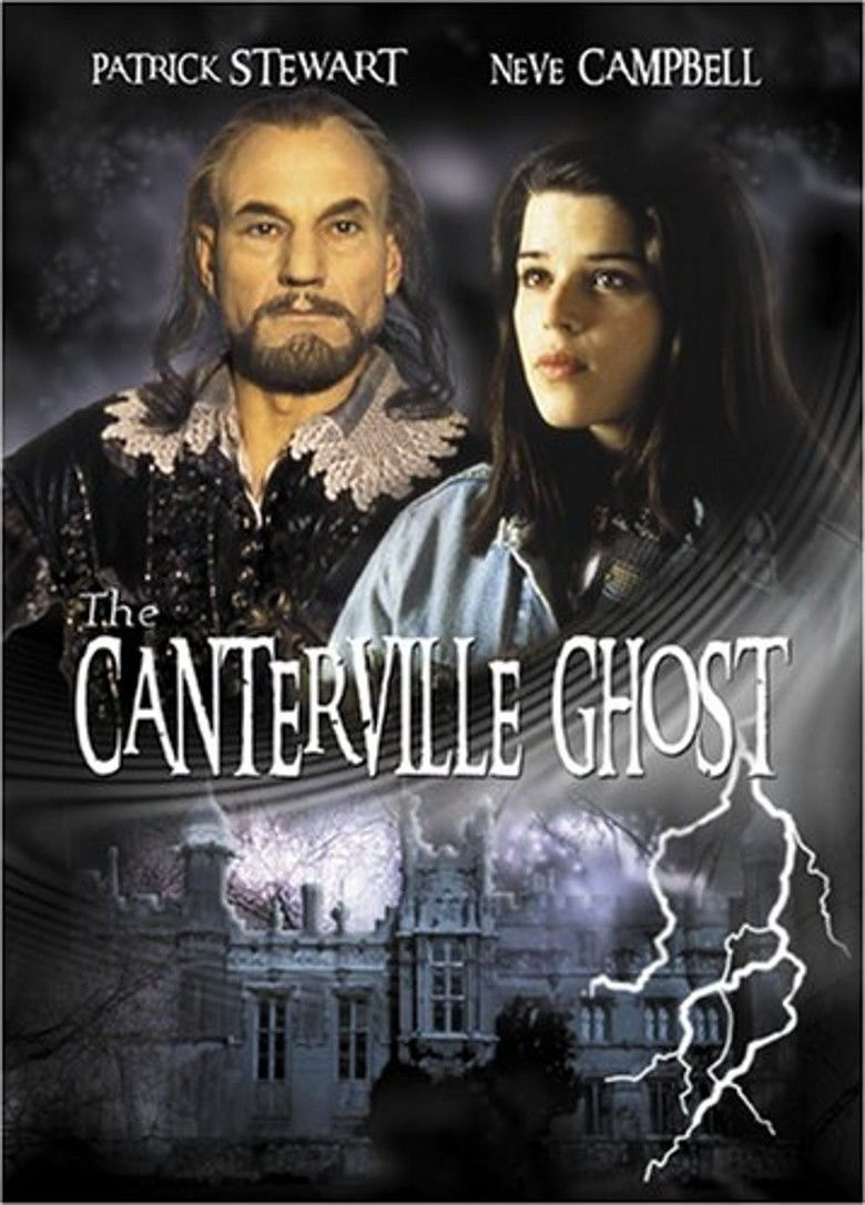 The Canterville Ghost (1996 film) movie poster