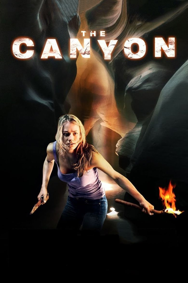 The Canyon movie poster