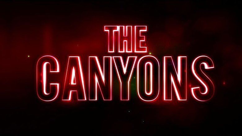The Canyons (film) movie scenes