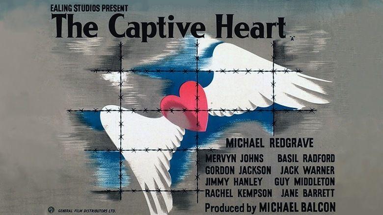 The Captive Heart movie scenes