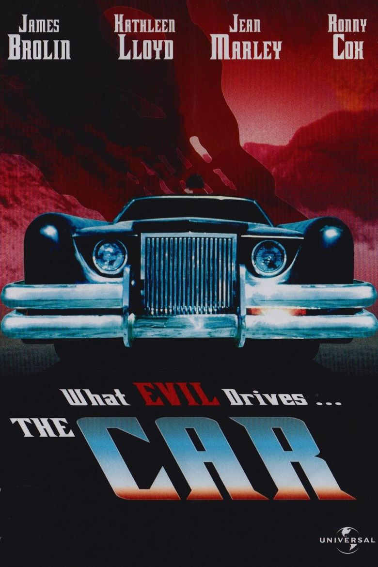 The Car movie poster