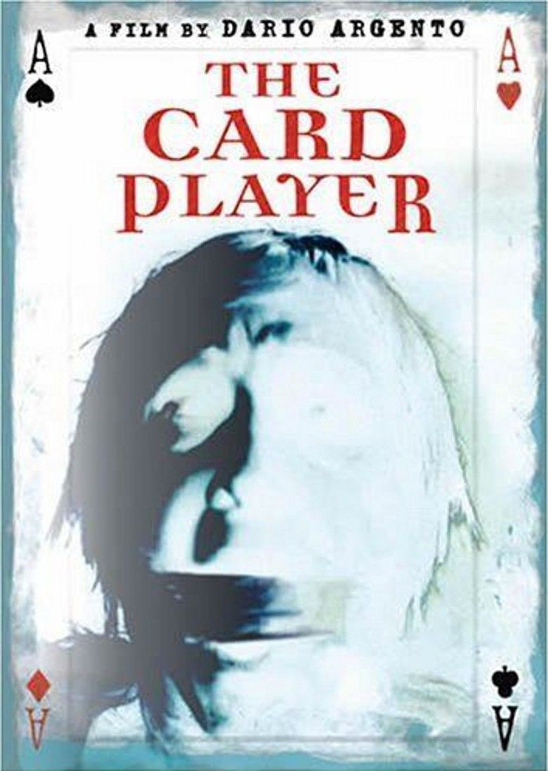 The Card Player movie poster