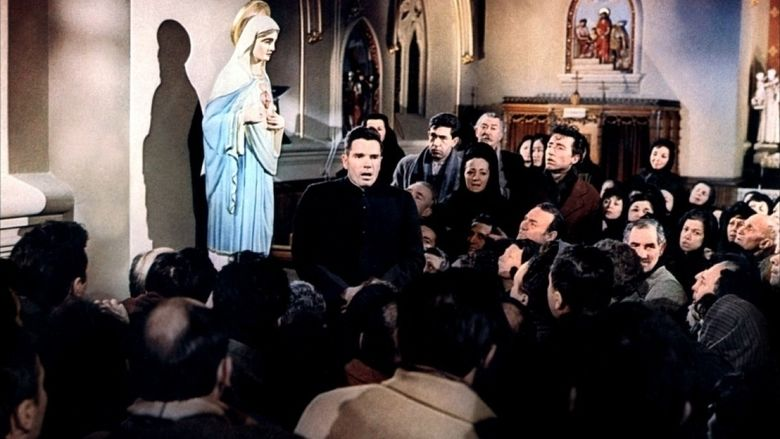 The Cardinal movie scenes