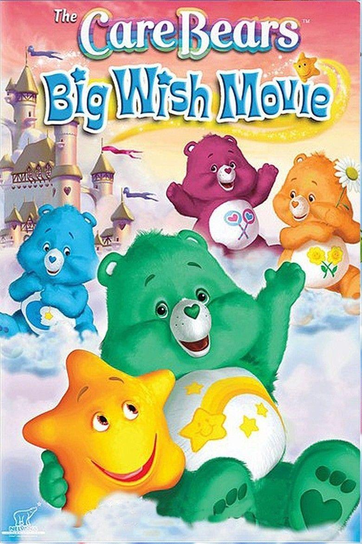 The Care Bears Big Wish Movie movie poster