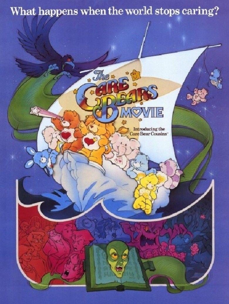 The Care Bears Movie movie poster